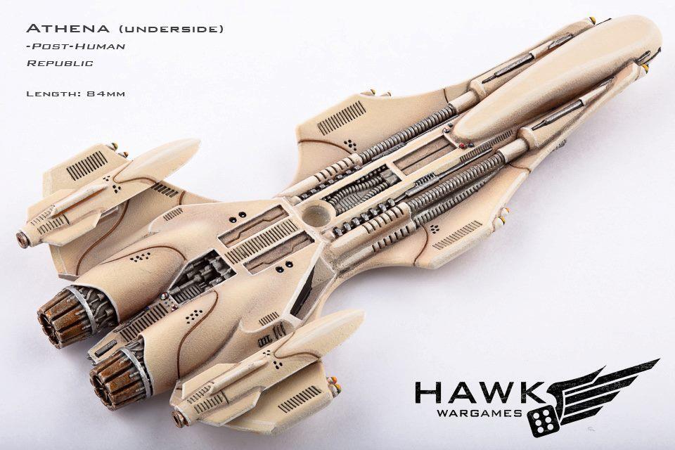 Slayer Heavy Grav-Tanks Hawk Wargames HWG22009