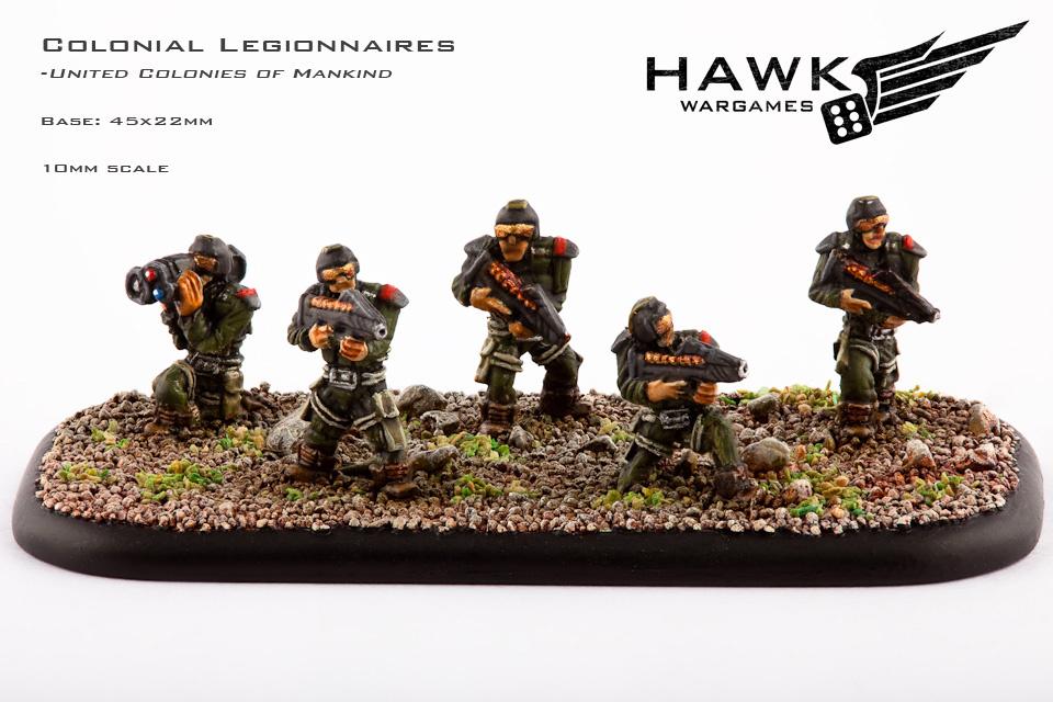 1 Scourge Hawk Wargames HWG22002 Marauder Medium Dropship