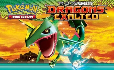 Pokemon Dragons Exalted Banner
