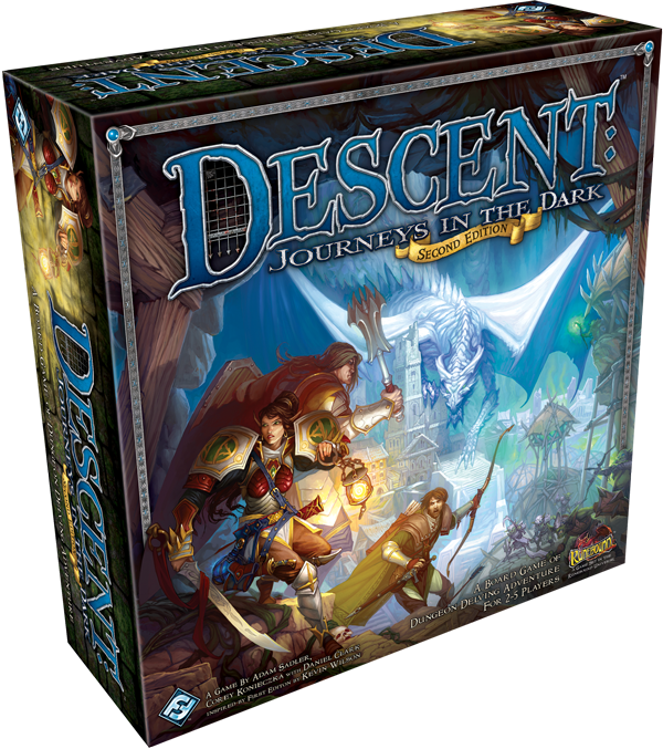 Descent 2nd Edition