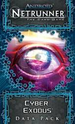 Android: Netrunner: Cyber Exodus Data Pack