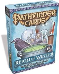PF Cards: Reign of Winter Item Cards