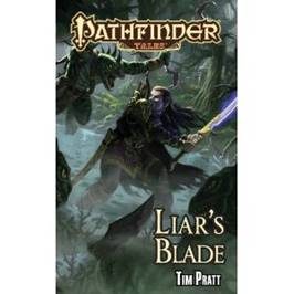 PF Tales: Liar's Blade (Novel)