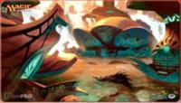 Playmat: MtG Gatecrash Simic
