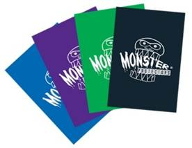 Monster Small Sleeves