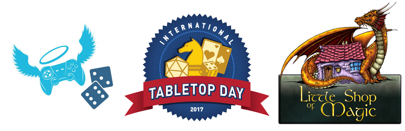 Tabletop Day Logo 2017