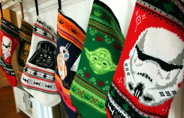 star wars stockings