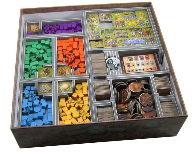 Board Game Inserts and Organizers