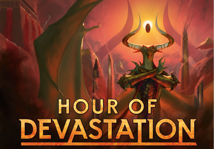 Image result for hour of devastation