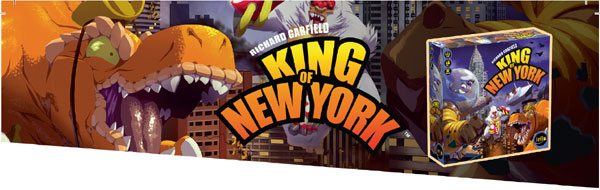 King Of New York Banner